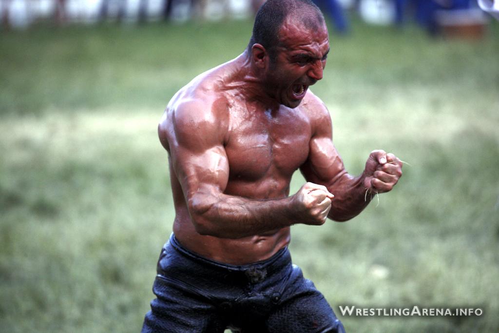 Turkish Wrestli...